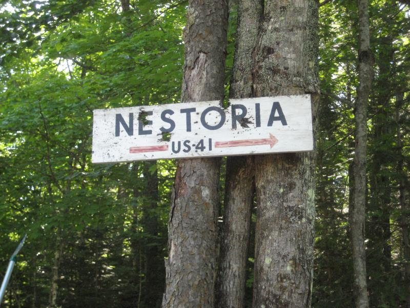 Abused sign for Nestoria