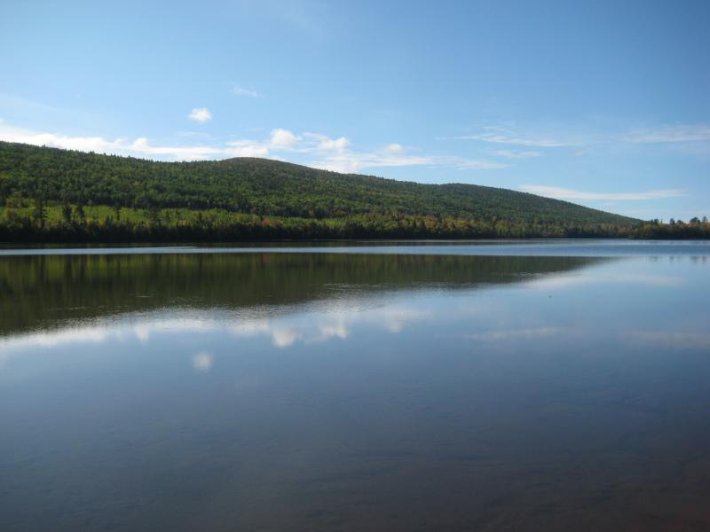 Long reflecting Keweenaw Ridge