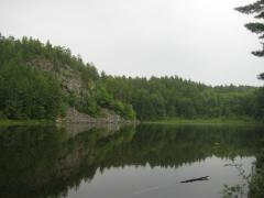 Northern Rocking Chair Lake